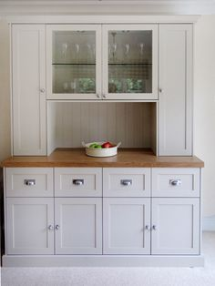White Kitchen Dresser kitchen dressers :) … | hutch makeover | pinterest | kitchen
