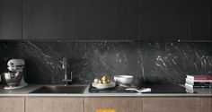 On the Tiles: FAP Ceramiche's Roma collection Kitchen Marble, Marble Look Tile, Kitchen Inspirations, Tile Inspiration, Tiles, Bathroom Furnishings, Floor And Wall Tile, Flooring, Marble Floor Kitchen
