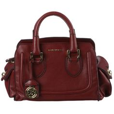 @Overstock.com.com - London Fog 'Suffolk' Red Satchel Handbag - Complete your look with this elegant satchel handbag from London Fog, highlighting a weather-resistant, faux leather construction. This handbag also offers two rolled handles, goldtone hardware and a zip-top closure.  http://www.overstock.com/Clothing-Shoes/London-Fog-Suffolk-Red-Satchel-Handbag/6657971/product.html?CID=214117 CAD              105.56