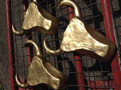 Tête de taureau en béton, BbyNC Best Sellers, Creations