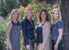 Team ROC - Terri Delangis, Alison Crair, Rosemary O'Connor, Dina Enberg - ROC Recovery Services for Women