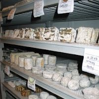 The Cheese Caves of Artisanal Cheese, NYC