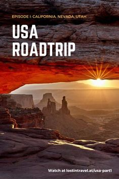 Our USA ROAD TRIP video is showing the highlights along the route from the beaches of Los Angeles via Goblin Valley to the Canyonlands National Park near Moa. Colorado National Monument, Capitol Reef National Park, Canyonlands National Park, Rocky Mountains, Seven Magic Mountains, Moab Utah, Utah Usa, Kanarraville Falls, Gorges State Park
