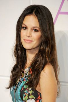 "25 Best Brown Hair Color Ideas - Brunette Celebrities Hair Shades - Rachel Bilson - A cooler chocolate color with generous highlights works well with a light tan. ""This is great if you have some warmth to your skin tone already or are looking for a softer, more sun-kissed brunette look,"" says Balding. Get more celeb hair inspiration at redbookmag.com."