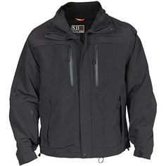 5.11 Tactical: Valiant Duty Jacket #theEMSstore