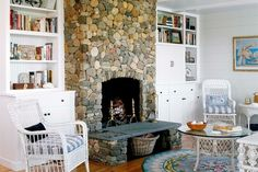 Fireplace Pictures | Fireplace Remodel Ideas | HouseLogic Slideshow
