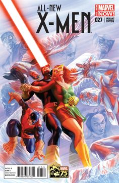 The Marvel Anniversary Magazine gets an Alex Ross Avengers cover. and a rare Alex Ross X-Men cover! Not a Fantastic Four cover though, obviously. Comic Book Artists, Comic Book Characters, Marvel Characters, Comic Artist, Comic Character, Comic Books Art, Marvel Comics, Hq Marvel, Marvel Heroes