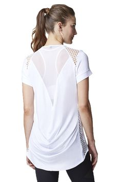 Liquify Top - White – Michi