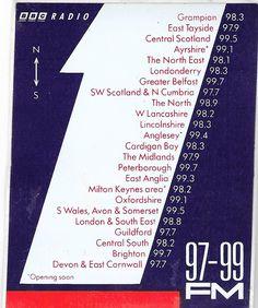 Bbc Radio 1, Digital Radio, Old Time Radio, Radio Stations, Londonderry, Radios, Radio Channels