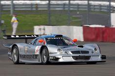 AMG Mercedes-Benz CLK-GTR race car