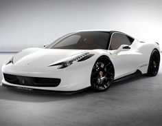 #FerrariFriday introduces the one and only Ferrari 458 Italia! Hit the image to see more and follow http://www.pinterest.com/ebay/dream-cars/ for more awesome 'Dream Cars' from @eBay