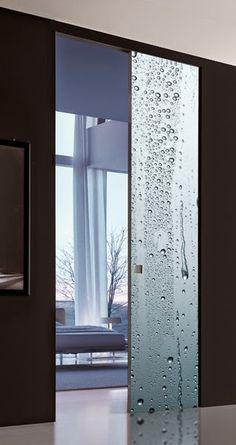 "Marsica | Design Sliding ""Syntesis"" Contemporary Design, Oversized Mirror, New Homes, Windows, Space, House, Furniture, Home Decor, Ceiling"