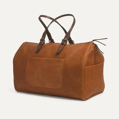 4b3cd56786662 Sac de voyage en cuir Homme - Made in France | Bleu de chauffe Sac De