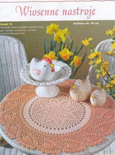Crochet doilies from web - diamondinapril - Álbuns da web do Picasa