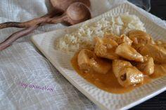 Hoy cocina Vivi: Kuku wa kupaka (pollo con leche de coco) Receta de Madagascar {Cocinas del Mundo}