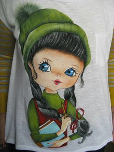 T-shirt personalizada.