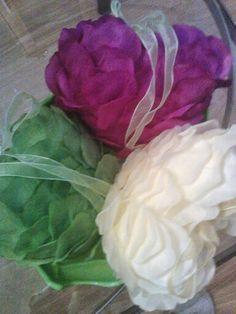 Hart bloemen met geur/of zonder geur. Voor trouwen, baby shower.