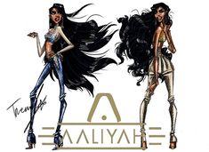 Street, But Sweet Aaliyah 2018 by TRENDY #happybirthdayaaliyah #happybirthdaybabygirl #aaliyah #aaliyahdanahaughton #aaliyahhaughton #babygirl #TRENDY #2018 #illustration #art