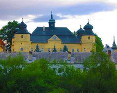 Savnik Thököly-kastély Palaces, Taj Mahal, Landscapes, Backgrounds, Castle, Culture, Retro, World, Building