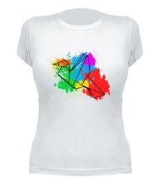 PAJARITA COLOURS www.mocholopocholo.com Entra y elije tu camiseta, para EL para ELLA para TODOS! y todos los COLORES!
