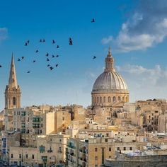 With its fortified walls Unesco World Heritage Sites and resplendent golden-stone architecture Malta's capital city of Valletta makes for some pretty spectacular sightseeing