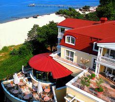Travel Charme Strandhotel Bansin auf Usedom