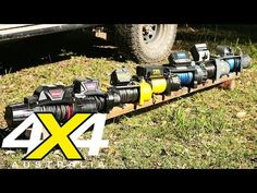 We do a winch comparison with 7 high quality brands, to find out which recovery product will prevail for overall bragging rights. Spy Gear, 4x4, How To Find Out, Monster Trucks, Australia, Youtube, Spy Equipment, Youtubers, Youtube Movies