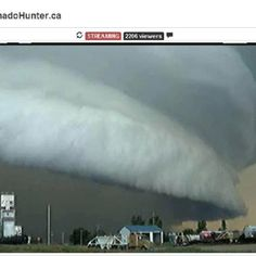 Another scary cloud