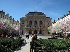 Place des Celestins, Celestins Theater of Lyon