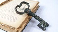 German Vintage Corkscrew key wine opener old by VintageLittleGems