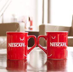 Zusammen eine schöne Tasse Kaffee..es gibts nichts besseres