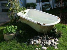 Bathtub love