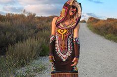 Día Tripper con capucha vestido encantado marrón, ropa de fiesta, Vestido fiesta, vestido Tribal, Tribal, Hippie, vestido con capucha de BlondeVagabond en Etsy https://www.etsy.com/es/listing/206444389/dia-tripper-con-capucha-vestido