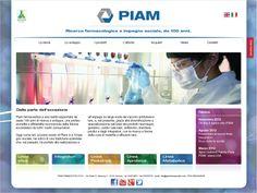 PIAM, web site