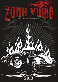 Zona Volks, Vocho Club Mazatlan, Mexico