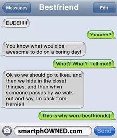 Lol…too funny. Lol…too funny. Funny Shit, Funny Texts Jokes, Text Jokes, Stupid Funny Memes, Funny Relatable Memes, Funny Text Fails, Epic Texts, Funny Stuff, Text Pranks