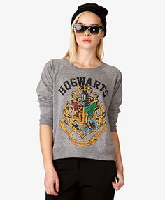 sofiesof's save of Hogwarts™ Pullover on Wanelo
