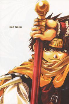 Saiyuki: Son Goku