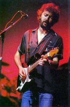 Clapton/ it's all about that guitar and that slide