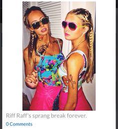 Riff Raff costumes