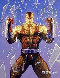 Shocker of Marvel Comics. Marvel Comic Character, Comic Book Characters, Comic Book Heroes, Marvel Characters, Marvel Comic Universe, Comics Universe, Marvel Comics Superheroes, Marvel Heroes, Shocker Marvel