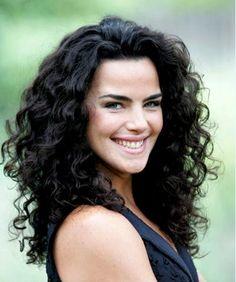 Sempre adorei o cabelo da Ana Paula Arosio <3