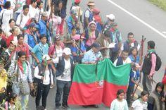 Tercer Encuentro de Autoridades y Guardias Indígenas estudiantiles | El Nuevo Liberal