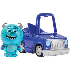 Monsters University Roll-a-Scare Ridez, Sulley