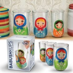 Nesting Doll Cups :) I Have These !