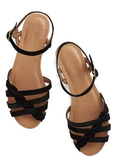 c22ff5fcc When you put on these black sandals by