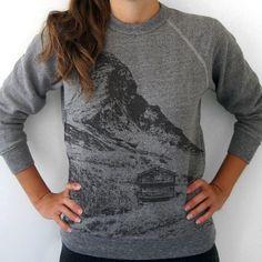 Mountain home sweatshirt - etsy - kinshippress