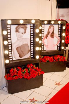 Image result for TEMA HOLLYWOOD Hollywood Sweet 16, Hollywood Theme, Hollywood Party Decorations, Red Carpet Theme, Red Carpet Party, Hollywood Birthday Parties, 50th Birthday Party, Movie Night Party, Party Time