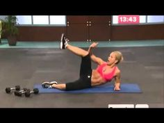 Core Body Circuit Workout  w/ Chris Freytag