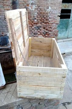 Pallet Trunk - DIY | 99 Pallets